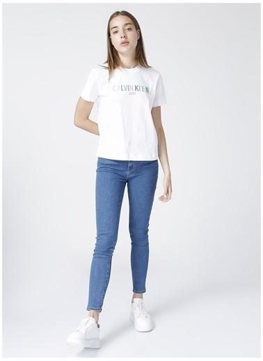 Calvin Klein Calvin Klein T-Shirt Beyaz